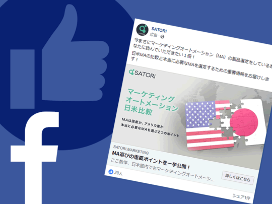 Facebook広告の配信方法、かんたん解説のサムネイル